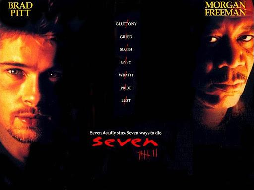 Proiezione speciale in lingua originale: SEVEN di David Fincher - Evento collaterale alla Mostra DANTE E LA VISIONE DELL'ARTE