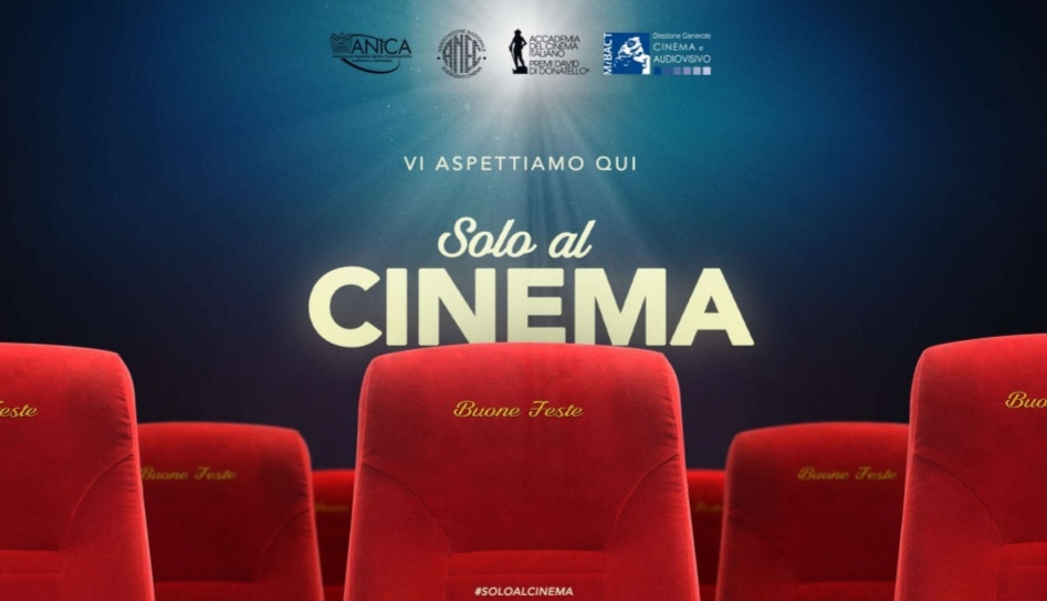 SOLO AL CINEMA